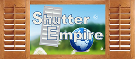 SHUTTER EMPIRE - Custom Shutters, Plantation Shutters, Wood Shutters, Venetian Blinds Shutters, Window Shutters, Faux wood Shutters