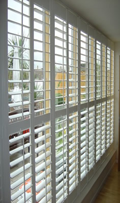 Alu Core Poly shutters