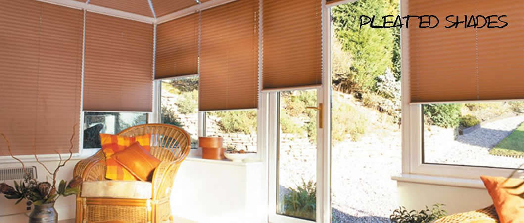 Pleated Shades Apopka
