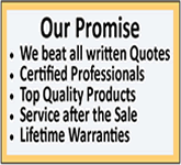 Our Promise - Apopka shutters, custom, blinds, shades, window treatments, plantation, plantation shutters, custom shutters, interior, wood shutters, diy, orlando, florida