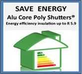 Save Energy - Apopka shutters, custom, blinds, shades, window treatments, plantation, plantation shutters, custom shutters, interior, wood shutters, diy, orlando, florida